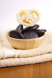 Wellness products Stock Photos