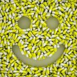 Wellness smile Stock Image