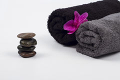 Wellness symbols Stock Photography