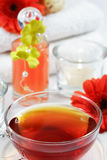 Wellness tea Royalty Free Stock Photography
