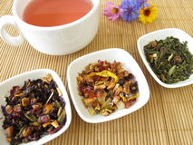 Wellness tea Stock Image