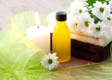 Wellness time Royalty Free Stock Images