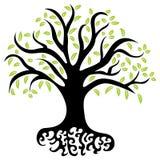 Wellness Tree. An image of a wellness tree Stock Photo