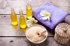 Wellness und Badekurorteinstellung Lizenzfreie Stockbilder
