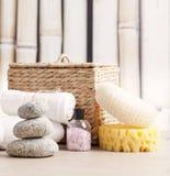 Wellness und Badekurortkonzept Stockbilder
