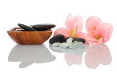 Wellness zen and spa Royalty Free Stock Photography