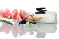 Wellness zen and spa Stock Photo