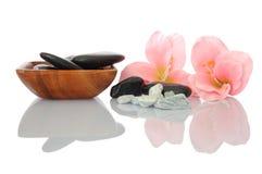 Wellness-Zen und -badekurort Lizenzfreie Stockfotografie