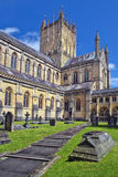 Wells Abbey, Somerset, England Royalty Free Stock Images