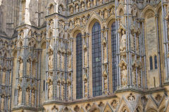 Wells Cathedral Stock Photography