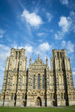 Wells cathedral Stock Photos