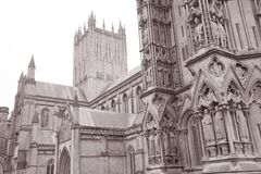 Wells Cathedral, England Royalty Free Stock Images