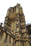 Wells cathedral Royalty Free Stock Photo