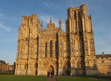 Wells Cathedral, Somerset, England royalty free stock photos