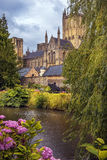 Wells Cathedral, Somerset, England Stock Photography