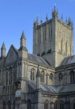 Wells Cathedral, Somerset, England Stock Images