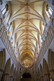 Wells Cathedral in Somerset Royalty Free Stock Photography