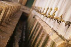 Wells de vieille mosquée, Edirne Photos libres de droits