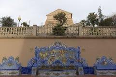 Wells du ³ s de Cremà dans la ville d'Orihuela Image libre de droits