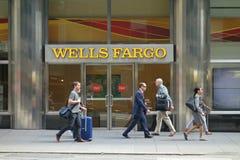 Wells Fargo Immagine Stock Libera da Diritti