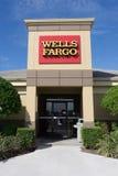 Wells Fargo Bank Images libres de droits