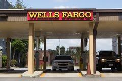 Wells Fargo Bank foto de stock