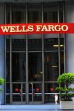 Wells Fargo Bank Royalty Free Stock Photography