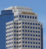 Wells Fargo Bank skyscraper Stock Photos