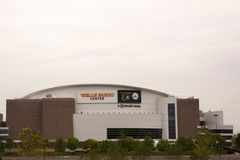 Wells Fargo Center Stock Photos