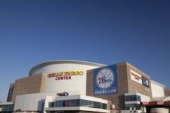 Wells Fargo Center, Philadelphia royalty free stock image