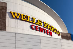 Wells Fargo Center, Philadelphia, Pennsylvania Stock Photo