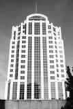 Wells Fargo wierza Buduje, Roanoke, Virginia, usa Zdjęcia Stock