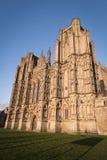 Wells-Kathedrale Lizenzfreies Stockfoto