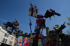 Wells May Fair, Somerset Stock Photos