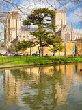 Wells Somerset England UK Stock Photos