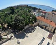 Wells in Zadar Stock Image