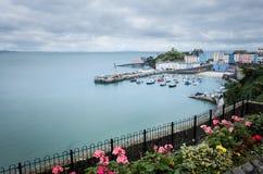 Welse kust, Pembrokeshire Royalty-vrije Stock Afbeeldingen