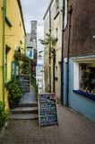 Welse kust, Pembrokeshire Royalty-vrije Stock Foto's
