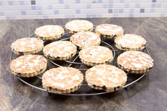 Welsh cakes Royalty Free Stock Photos
