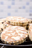 Welsh cakes Royalty Free Stock Photography