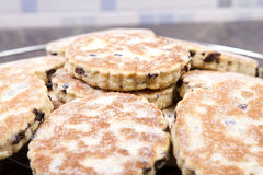 Welsh cakes Stock Image