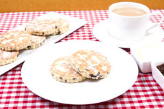 Welsh cakes Stock Photo