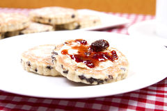 Welsh cakes Royalty Free Stock Photo