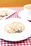 Welsh cakes Royalty Free Stock Images