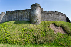 Welsh Castle Stock Photography