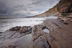 Welsh coast Stock Images