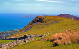 Welsh Coast Royalty Free Stock Photos