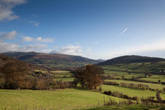 Welsh Countryside Stock Photography