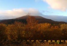Welsh Countryside, Abergavenny, UK Royalty Free Stock Photography