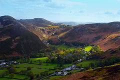 Welsh Countryside Stock Image
